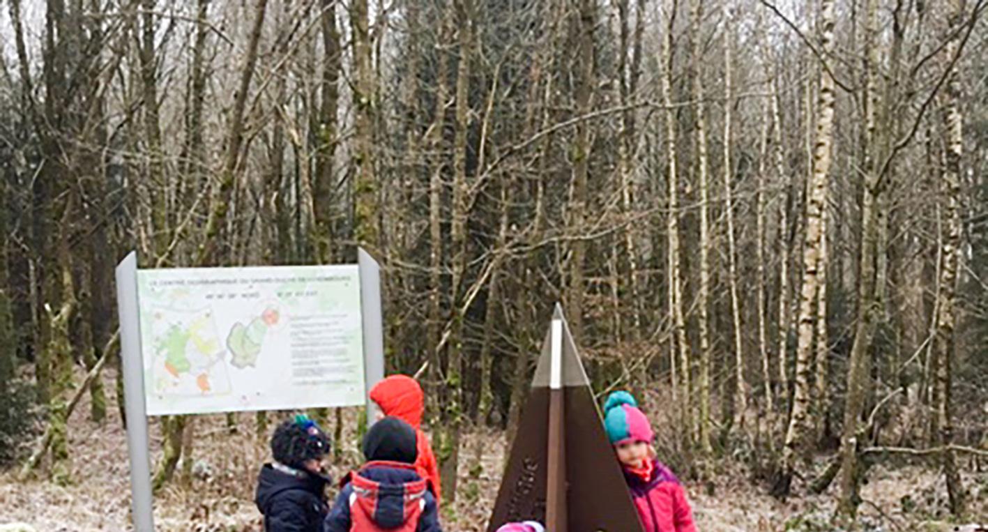 Cycle 1: Le sentier nature et forêt Pëttenerbësch 22.01.2019