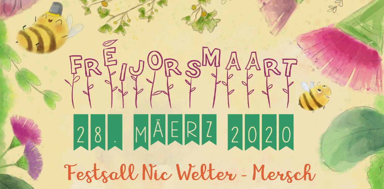 VERLUECHT: Fréijorsmaart 2020